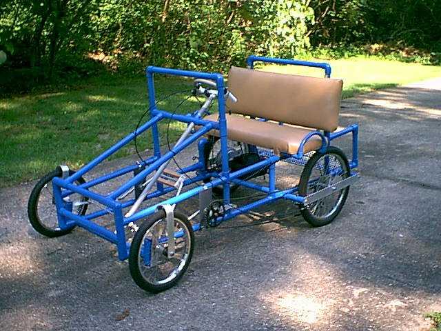 Roda 4 Sepeda Kreatif